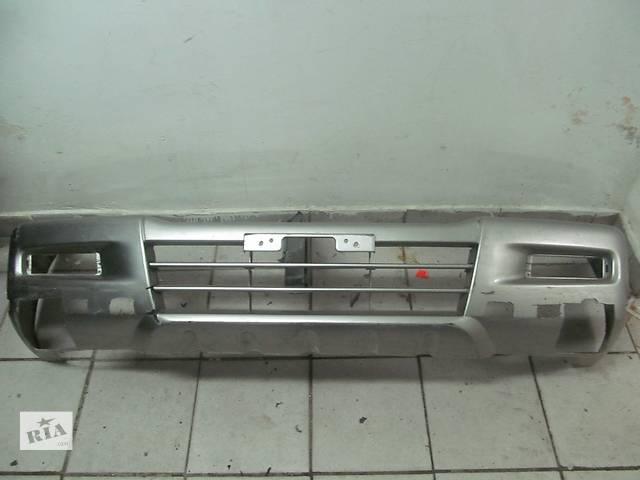 продам Б/у бампер передний для легкового авто Mitsubishi L 200 2001-2006 бу в Львове