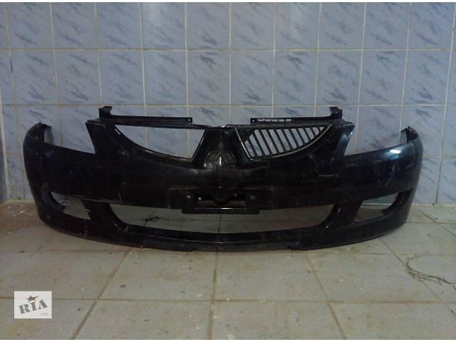 продам Б/у бампер передний для легкового авто Mitsubishi Lancer 2003-2010 бу в Львове