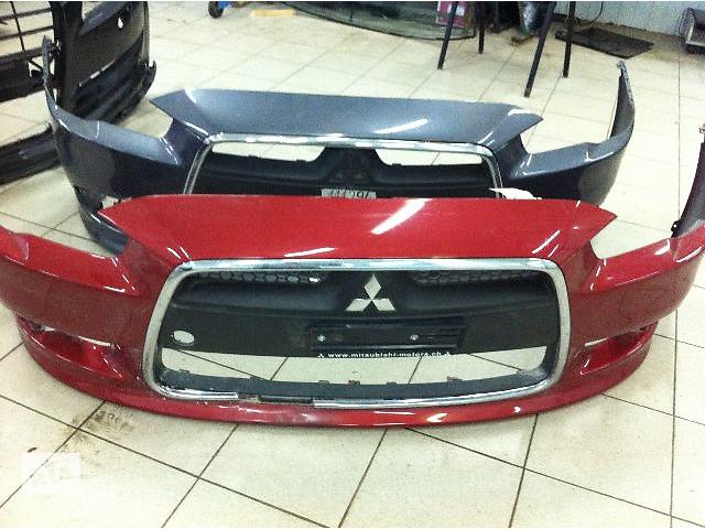 продам Б/у бампер передний для легкового авто Mitsubishi Lancer 2008 бу в Киеве