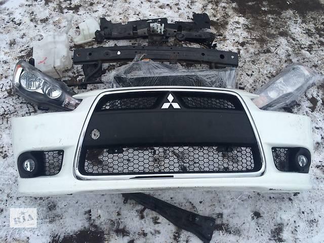 Б/у бампер передний для легкового авто Mitsubishi Lancer X- объявление о продаже  в Киеве