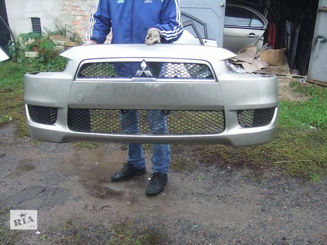 Б/у бампер передний для легкового авто Mitsubishi Lancer X- объявление о продаже  в Ровно