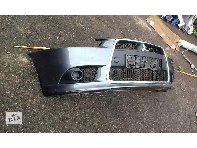 бу Б/у бампер передний для легкового авто Mitsubishi Lancer X в Ровно