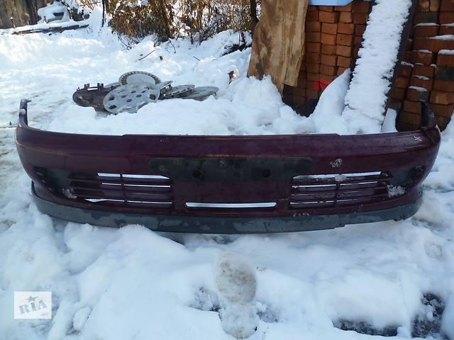 Б/у бампер передний для легкового авто Mitsubishi Lancer- объявление о продаже  в Черновцах