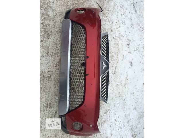 продам Б/у бампер передний для легкового авто Mitsubishi Outlander XL бу в Киеве