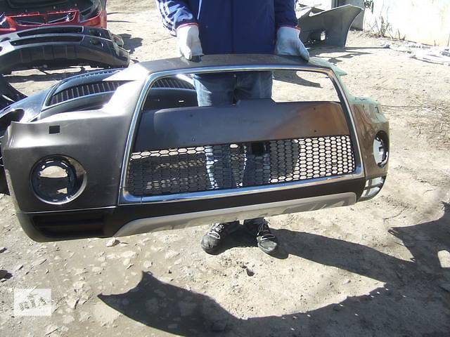 бу Б/у бампер передний для легкового авто Mitsubishi Outlander XL в Ровно