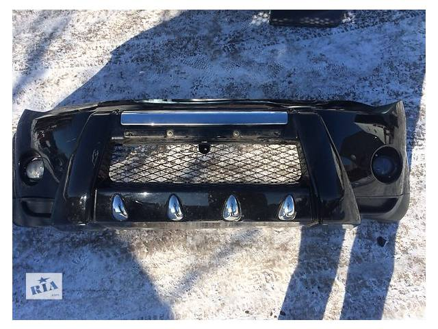 бу Б/у бампер передний для легкового авто Mitsubishi Outlander XL в Киеве