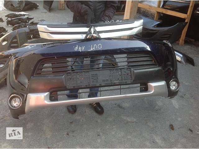 купить бу Б/у бампер передний для легкового авто Mitsubishi Outlander в Ровно