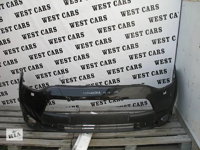 продам Б/у бампер передний для легкового авто Mitsubishi Outlander бу в Луцке
