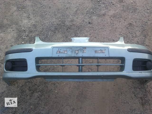 продам Б/у бампер передний для легкового авто Nissan Almera бу в Ковеле
