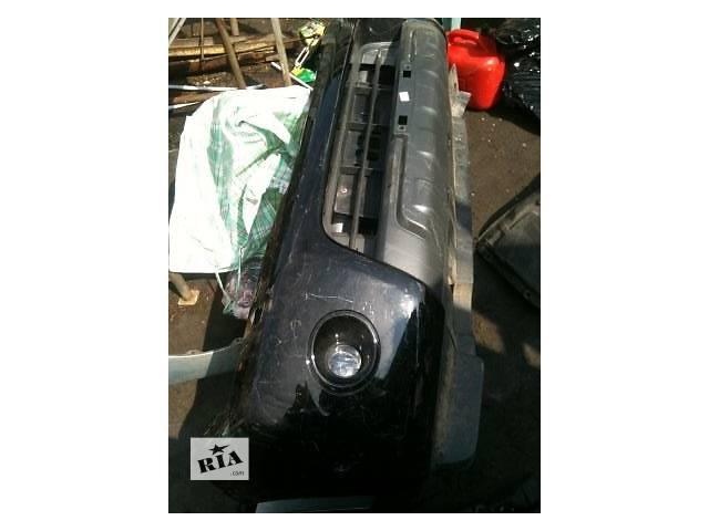 продам Б/у бампер передний для легкового авто Nissan Navara бу в Ровно
