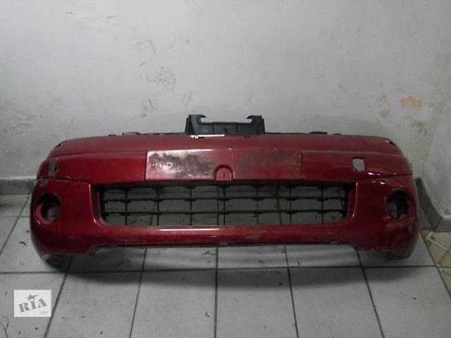 бу Б/у бампер передний для легкового авто Nissan Note 2006-2010 в Львове