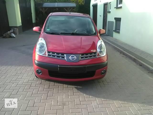 продам Б/у бампер передний для легкового авто Nissan Note бу в Запорожье