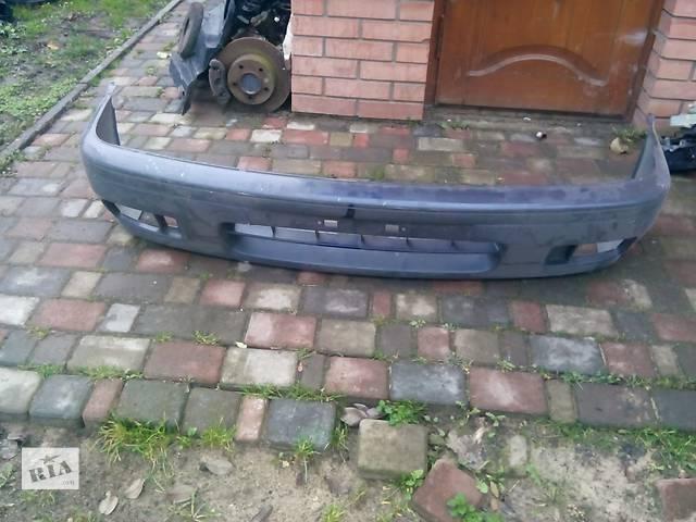 продам Б/у бампер передний для легкового авто Nissan Primera бу в Львове