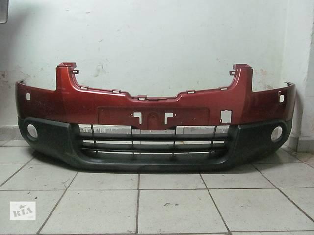 продам Б/у бампер передний для легкового авто Nissan Qashqai 2007-2010 бу в Львове