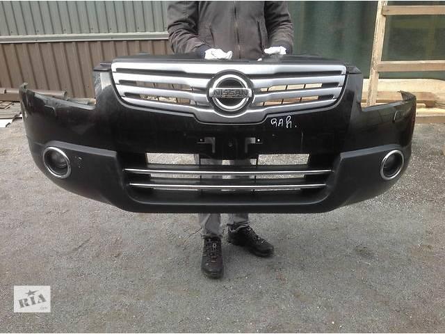 бу Б/у бампер передний для легкового авто Nissan Qashqai в Ровно
