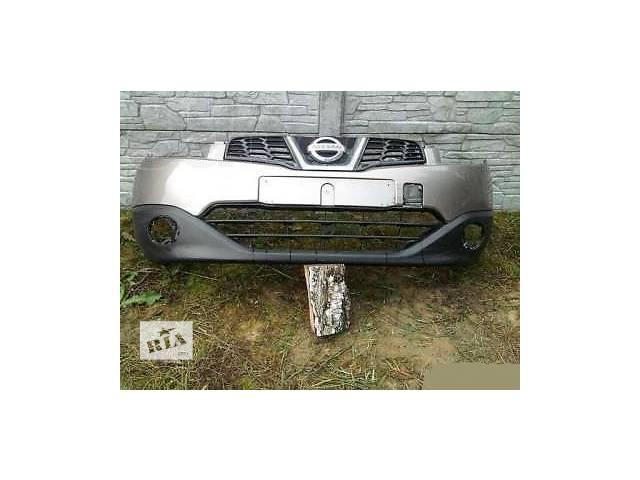 продам Б/у бампер передний для легкового авто Nissan Qashqai бу в Ровно