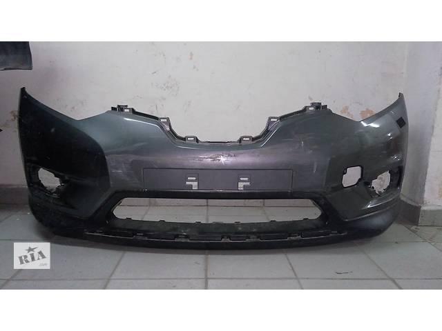 продам Б/у бампер передний для легкового авто Nissan X-Trail 2014- бу в Львове