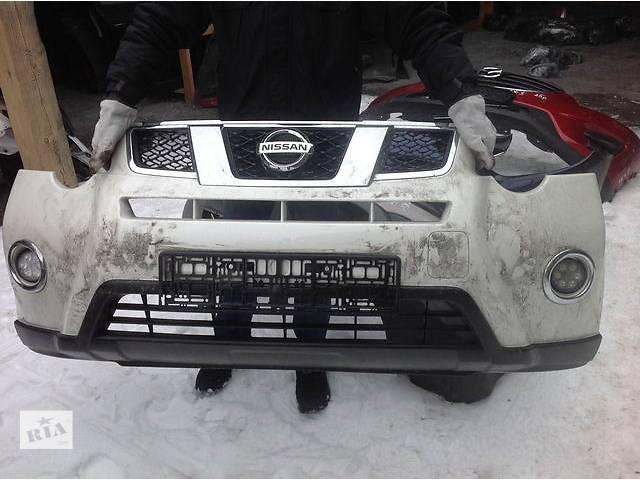 продам Б/у бампер передний для легкового авто Nissan X-Trail бу в Ровно