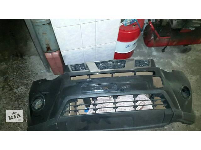 Б/у бампер передний для легкового авто Nissan X-Trail- объявление о продаже  в Киеве