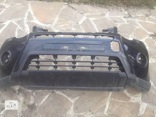 бу Б/у бампер передний для легкового авто Nissan X-Trail в Киеве