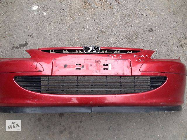 продам Б/у бампер передний для легкового авто Peugeot 307 (9643067477) (2001-2005) бу в Луцке