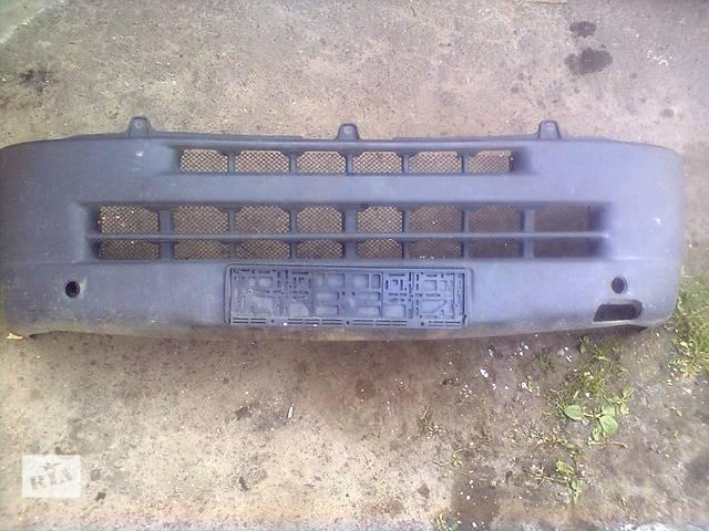 бу Б/у бампер передний для легкового авто Peugeot Boxer 1994-2002 в Ковеле