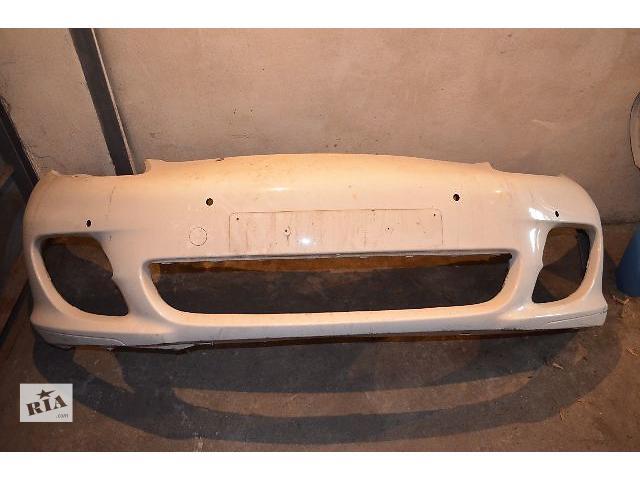продам Б/у бампер передний для легкового авто Porsche Panamera бу в Киеве