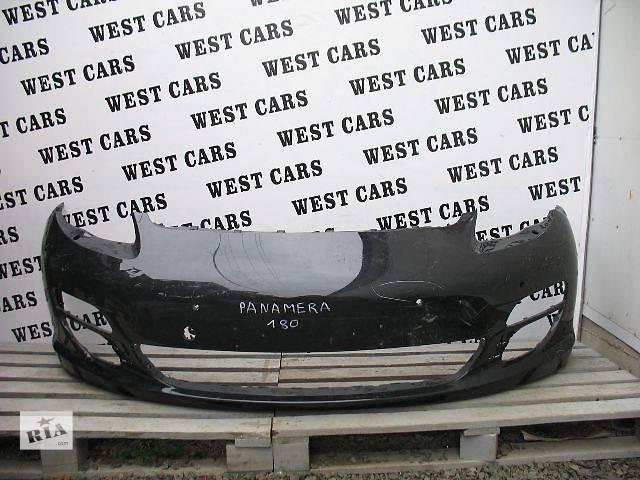 продам Б/у бампер передний для легкового авто Porsche Panamera бу в Луцке