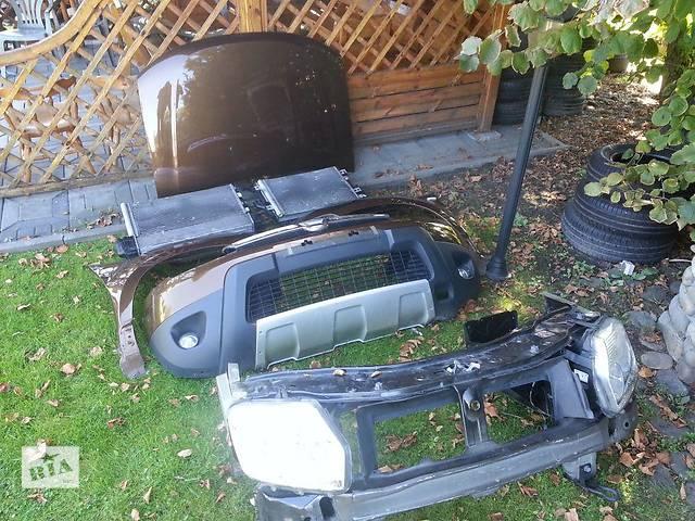 продам Б/у бампер передний для легкового авто Renault Duster бу в Здолбунове