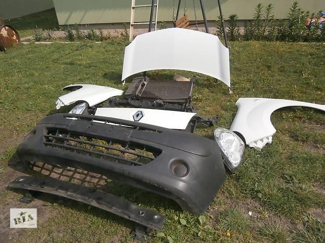 продам Б/у бампер передний для легкового авто Renault Kangoo 2008-2013 бу в Ковеле