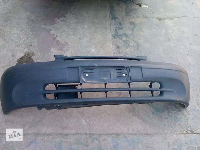 продам Б/у бампер передний для легкового авто Renault Kangoo бу в Львове