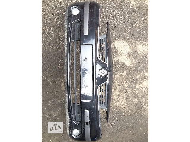 продам Б/у бампер передний для легкового авто Renault Laguna II рестайл бу в Луцке