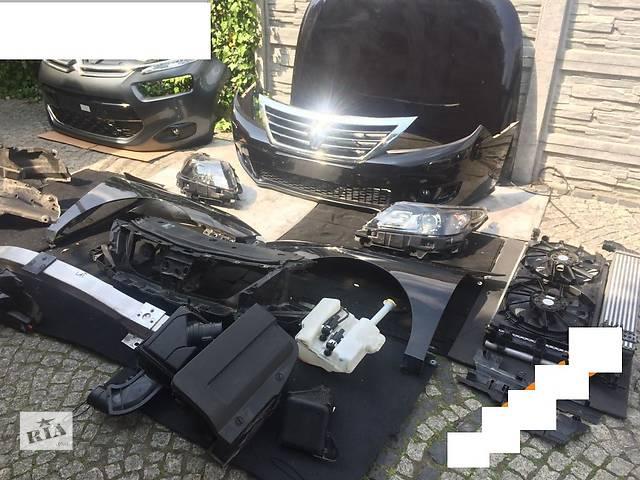 бу Б/у бампер передний для легкового авто Renault Latitude в Здолбунове