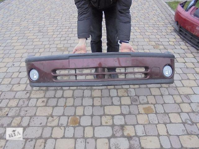 бу Б/у бампер передний для легкового авто Renault Megane 1999 в Львове
