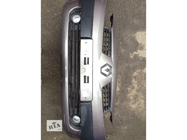 купить бу Б/у бампер передний для легкового авто Renault Megane II (8200142000) бампер Рено Меган в Луцке