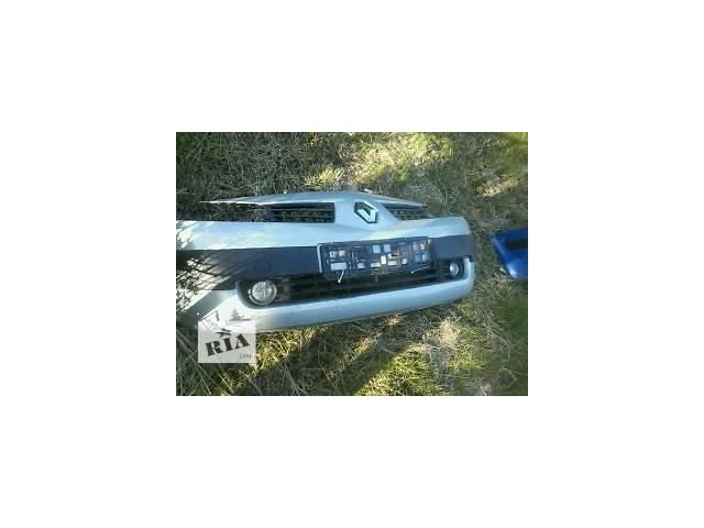 Б/у бампер передний для легкового авто Renault Megane II- объявление о продаже  в Луцке