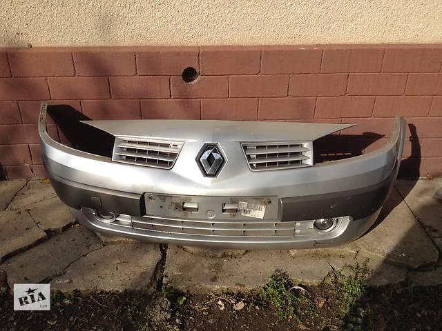 купить бу Б/у бампер передний для легкового авто Renault Megane II в Бучаче