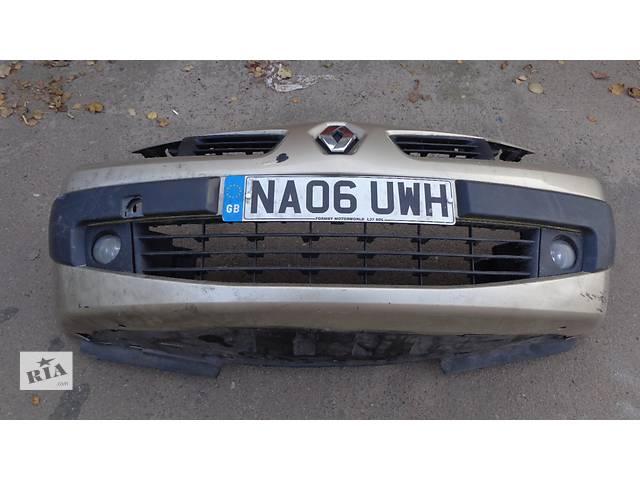 продам Б/у бампер передний для легкового авто Renault Megane II бу в Львове