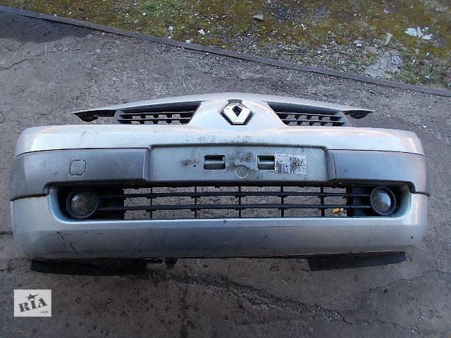 продам Б/у бампер передний для легкового авто Renault Megane бу в Стрые