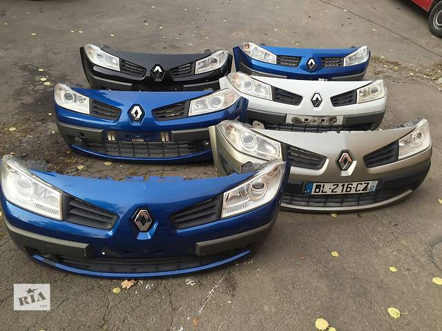 купить бу Б/у бампер передний для легкового авто Renault Megane в Луцке