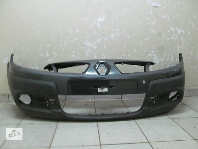 купить бу Б/у бампер передний для легкового авто Renault Scenic 2006-2009 в Львове