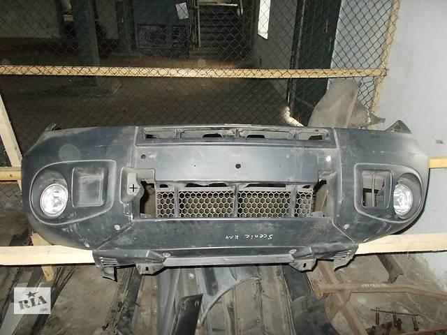 Б/у бампер передний для легкового авто Renault Scenic RX4- объявление о продаже  в Стрые