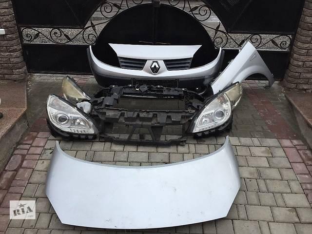 бу Б/у бампер передний для легкового авто Renault Scenic в Луцке