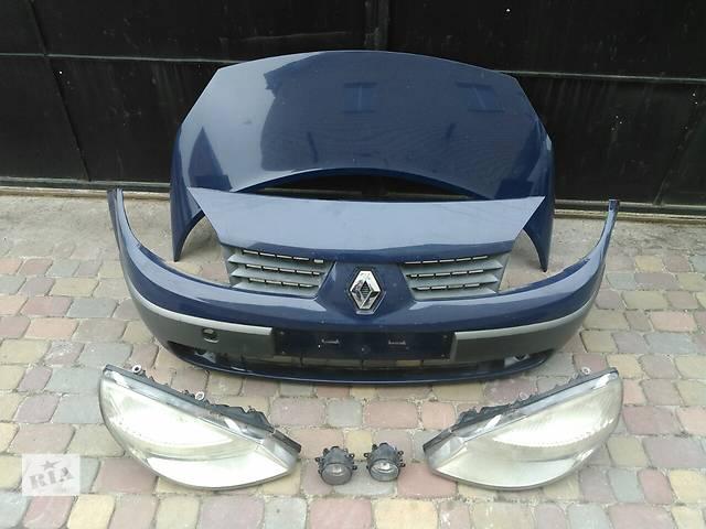 Б/у бампер передний для легкового авто Renault Scenic- объявление о продаже  в Луцке