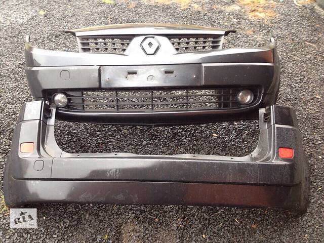 продам Б/у бампер передний для легкового авто(рено сценик 2)Renault Scenic бу в Ровно