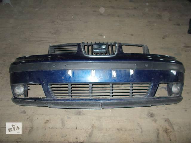 Б/у бампер передний для легкового авто Seat Alhambra- объявление о продаже  в Стрые