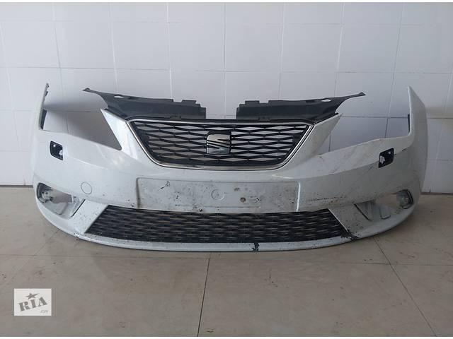 бу Б/у бампер передний для легкового авто Seat Ibiza 2013- в Львове