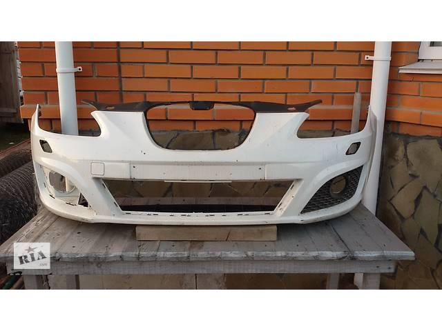 бу Б/у бампер передний для легкового авто Seat Leon в Киеве