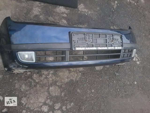 продам Б/у бампер передний для легкового авто Skoda Fabia бу в Луцке