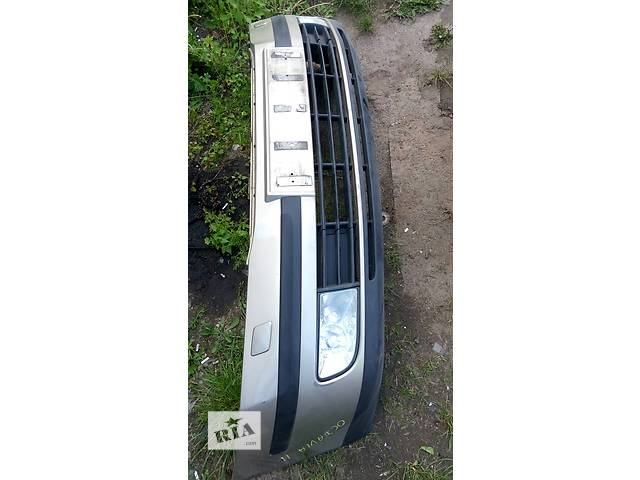 Б/у бампер передний для легкового авто Skoda Octavia A5- объявление о продаже  в Луцке